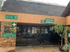 Berg en Dal Reception closed during lock-down