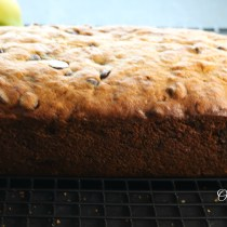 Chocolate Chip Banana Bread | www.ourlifeinspired.com