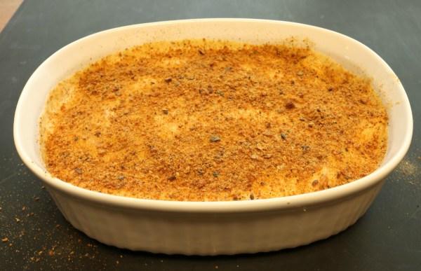 Chicken Cordon Bleu Casserole. www.ourlifeinspired.com