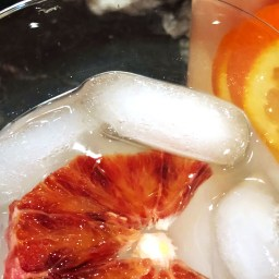 Citrus Morning Water.