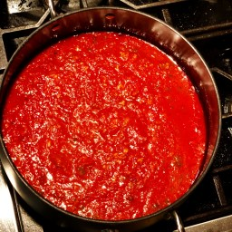 The Ultimate Meat Sauce.