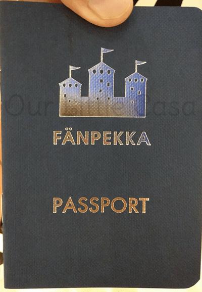 Fanpekka Passport