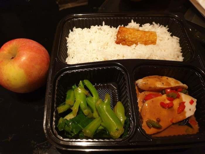 day 2 - dinner