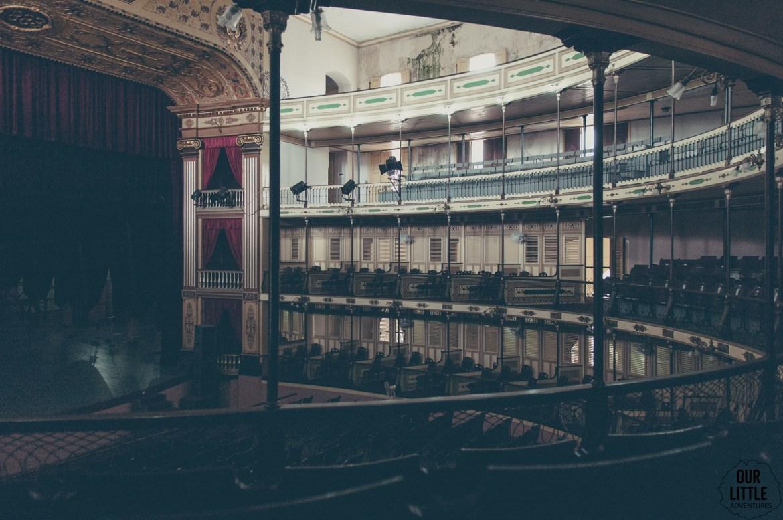 Teatr Tomasa Teryego przenosi nas do innej epoki