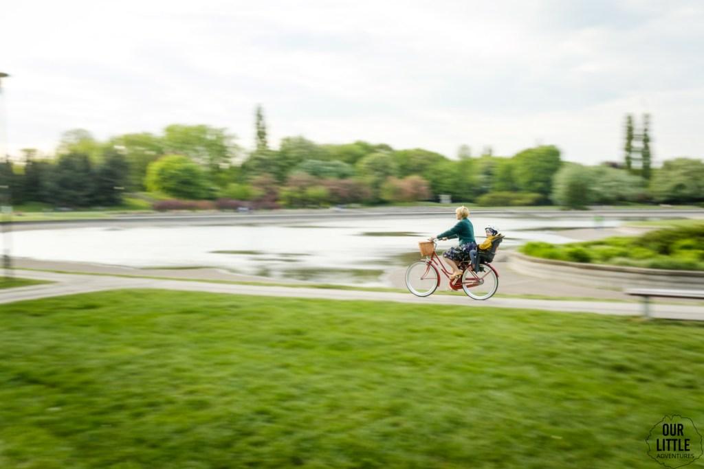 Jak dobrać rower do potrzeba aktywnej mamy? Our Little Adventures, Baltica Bicycles