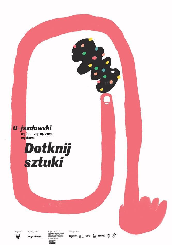 Dotknij sztuki w U-Jazdowskim, Our Little Adventures