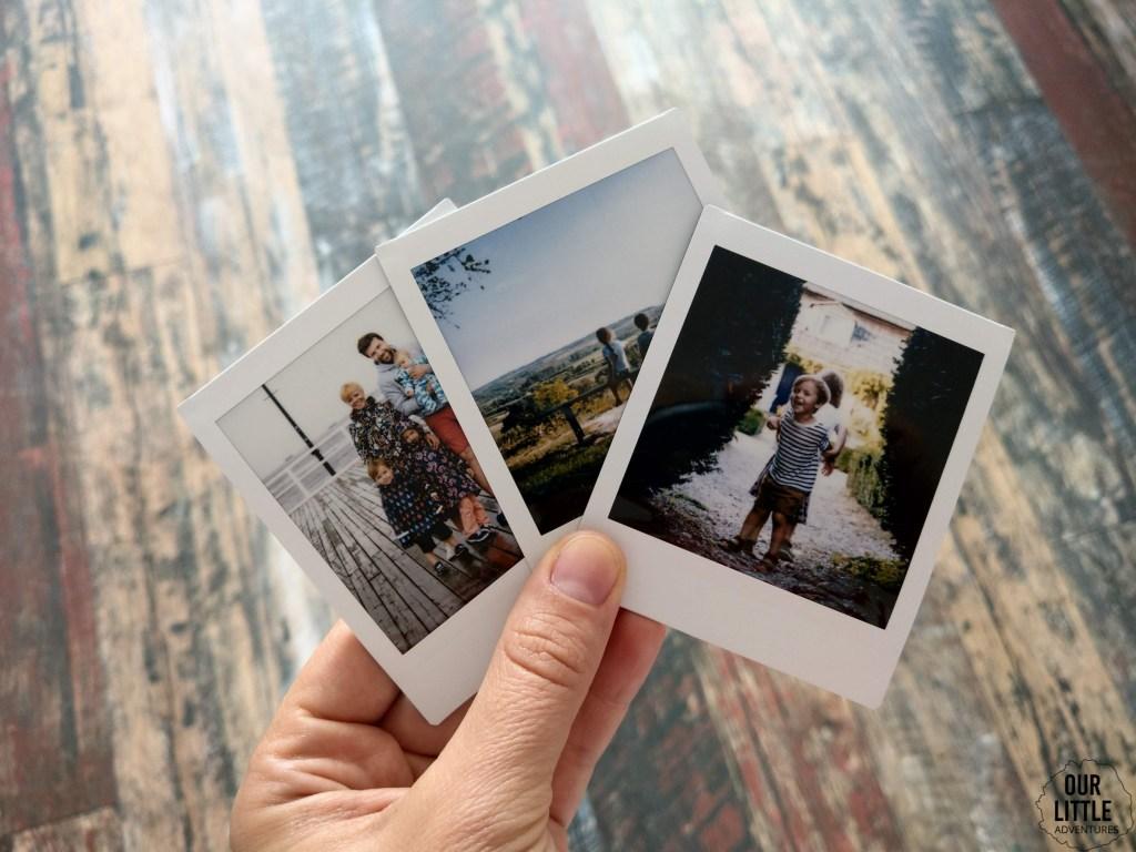 Drukujemy zdjęcia z instaxa