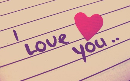 cute-i-love-you-quote-with-a-heart-paper