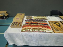 Our Purdy's chocolate bar and Regal Fundraisers