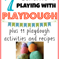 The Benefits of Playing with Playdough