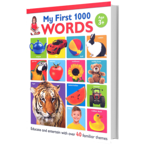 My First 1000 Words (Kid's Educational Books)