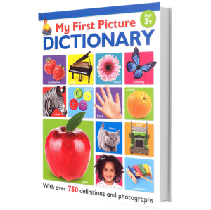 My First Picture Dictionary (Kid's Educational Books)