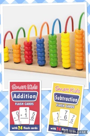 Bundled Offer - Baby Math 1 Set [Discounted Price]