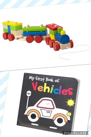 Bundled Offer - Play & Learn Vehicles Set [Discounted Price]