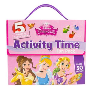 Disney Princess Activity Time Fun Pack (Kids Activities)
