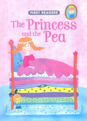 FIRST READERS Series - THE PRINCESS AND THE PEA (Kids Story Book)