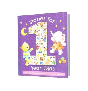Storytime Collection - STORIES FOR 1 YEAR OLDS (Kids Story Book)