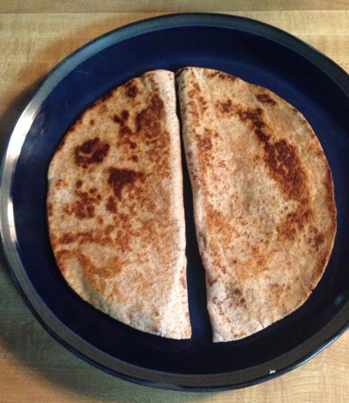 finished-chicken-and-cheese-quesadillas
