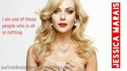 Jessica Marais quote