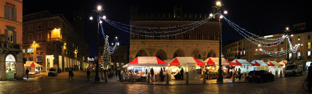 Christmas In Italy …