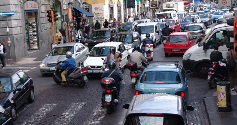 Getting About in Italy…. Part One – Driving