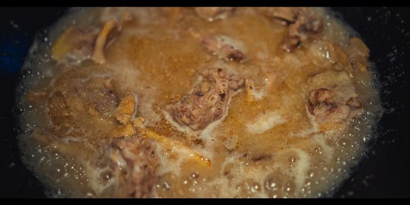 秋冬必吃!不會讓你上火和口乾的阿嬤牌古早味薑母鴨。