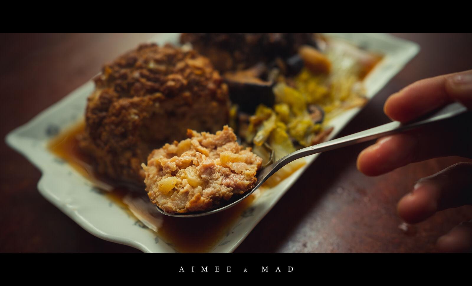 【年菜料理】口感軟綿紅燒獅子頭,足夠扒飯好幾碗!