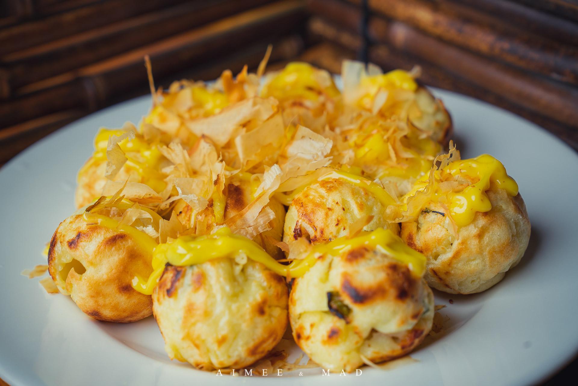 【自製章魚燒】吃六盤總共72顆章魚燒,要怎麼烤才比較好吃呢?