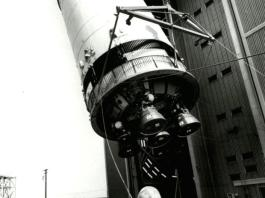 Being - North American Saturn II rocket