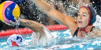 Rachel Fattal scores five goals as USA defeats Russia in FINA semi-finals