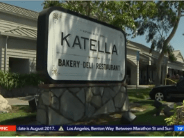 KTLA Burrous Bites at Katella Deli
