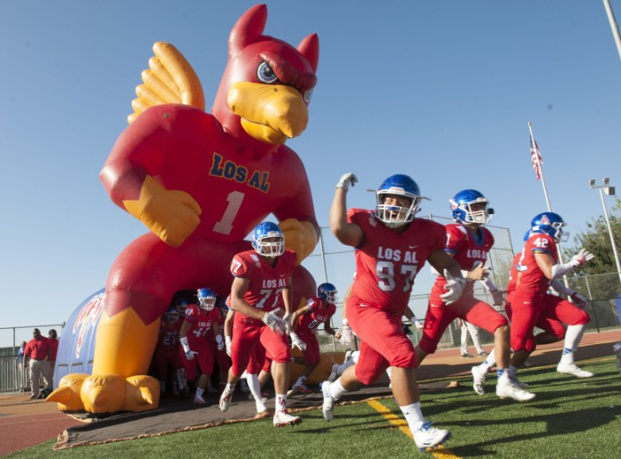 Los Al Griffins 2017 schedule and roster