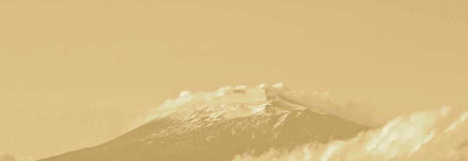 Etna, plus haut volcan d'Europe 3300m