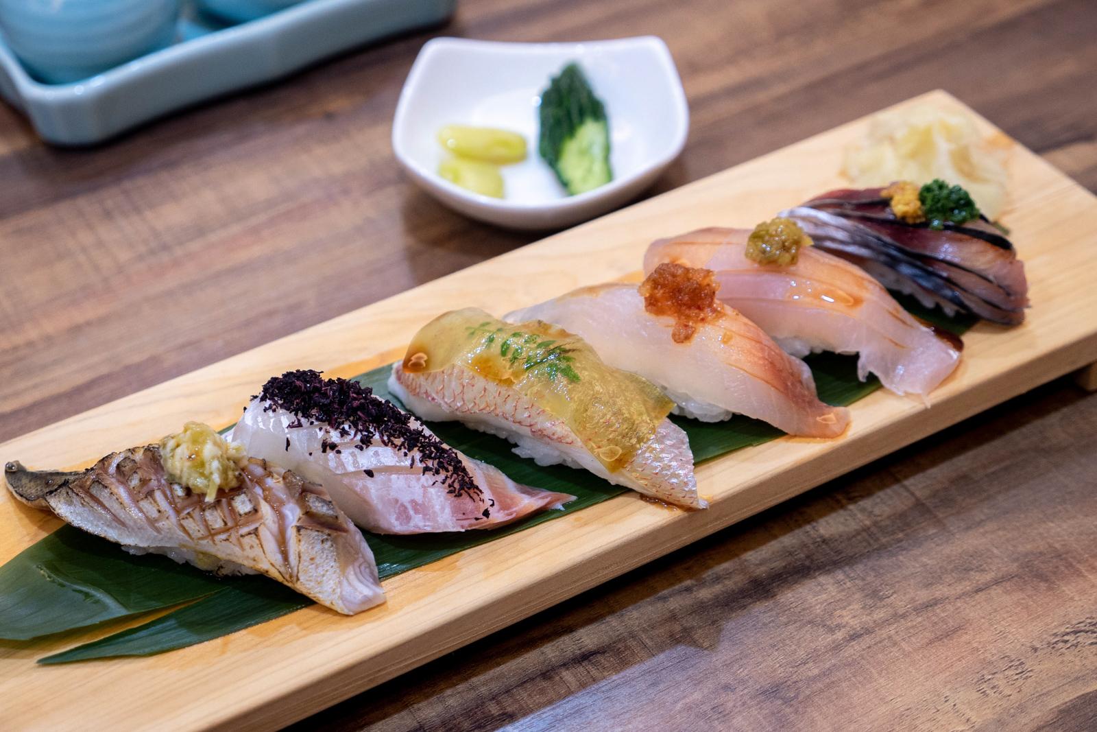 回家開自己的日本料理店|神樂亭|鹿港美食