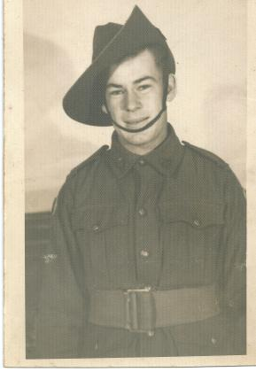 Private Cyril Ross Adams
