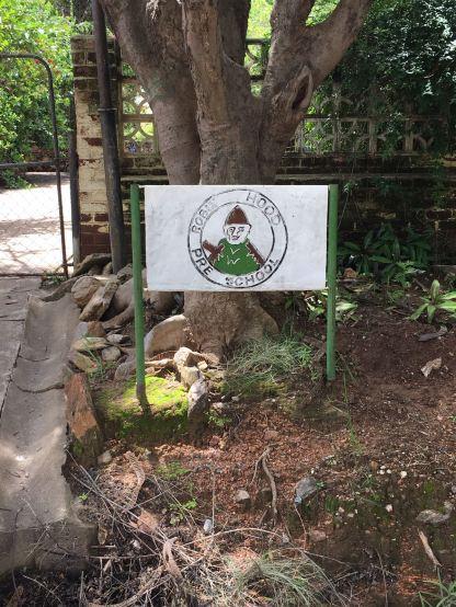 Robin Hood Pre-School ran at the home of Mrs. Ogilsbie.