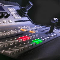 We use the world's most advanced live production switchers, it can be used with multi camera live production. ATEM switches between SD, HD or Ultra HD video standards, with a wide range of video sources such as cameras, disk recorders and slide shows or animation from computers. And can get powerful features such as chroma key, creative transitions, media pool, downstream keyers, audio mixer, multi view and more!