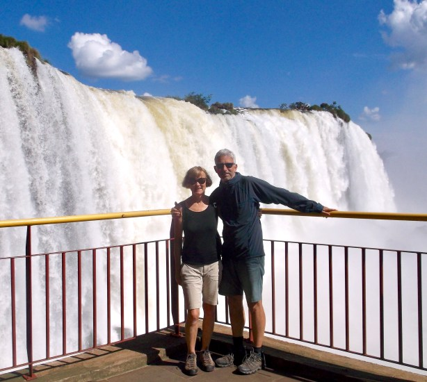 Iguacu Falls / Brazil