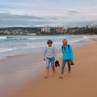 Staying in Manly