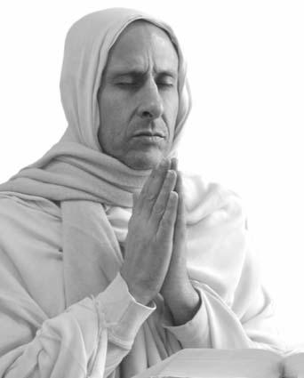 radhanath swami pray