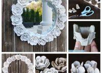 Best DIY Mirror Frame Ideas - Our Motivations - Art ...