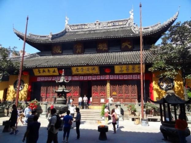 jade buddha temple shanghai china