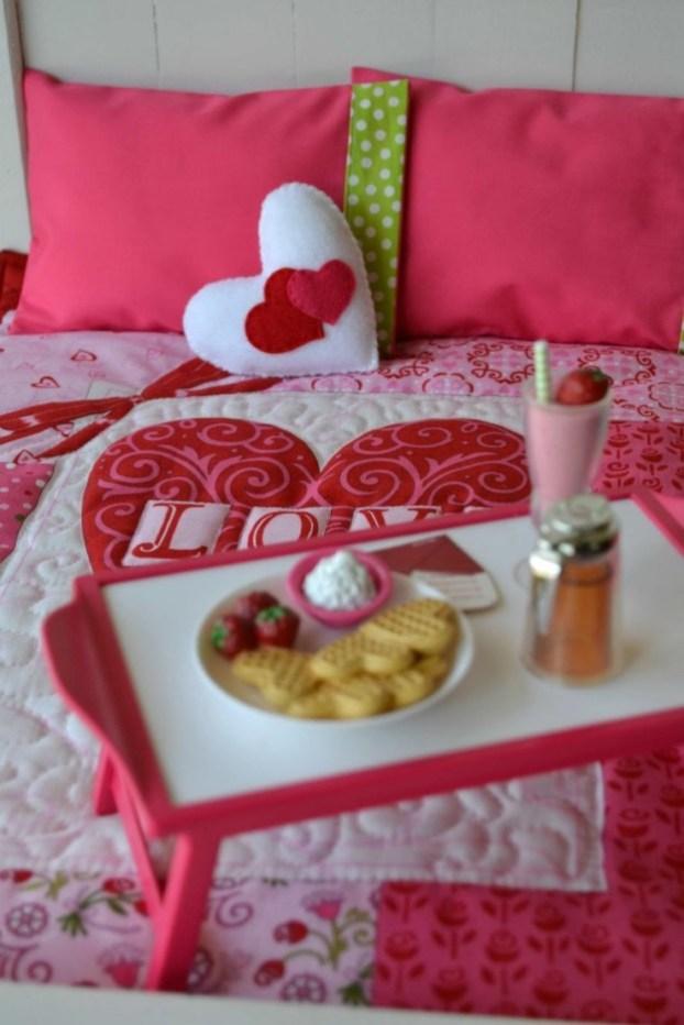 romantic valentine's day bedroom decorations ideas 4