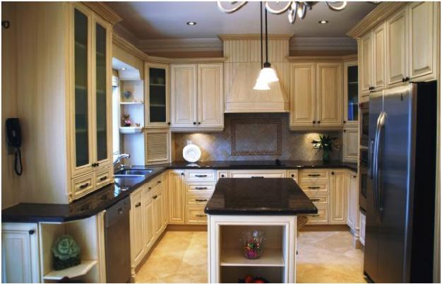 mdf kitchen cabinets