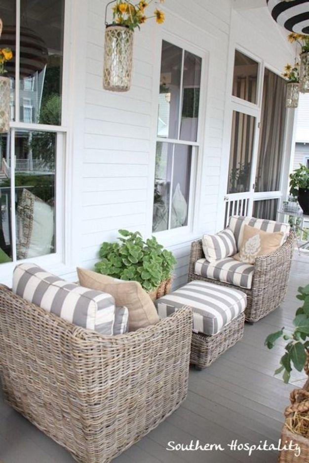 outdoor patio furniture ideas