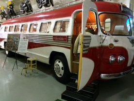 1948 Flxible The Bus used by the Gornike Family in the Robin Williams movie RV.