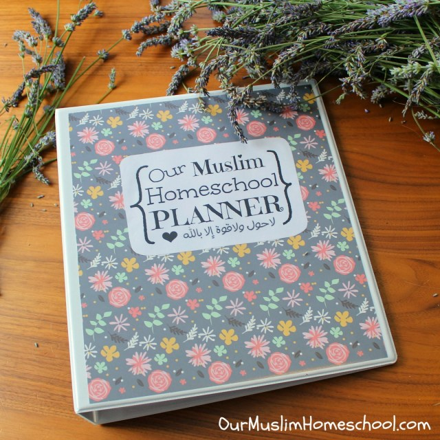 Our Muslim Homeshool Planner