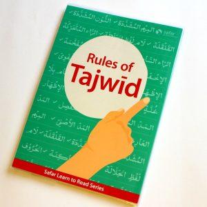Safar Islamic Curriculum Rules of Tajwid for children