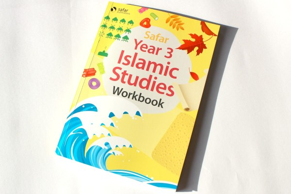 Safar Islamic studies for children year 3