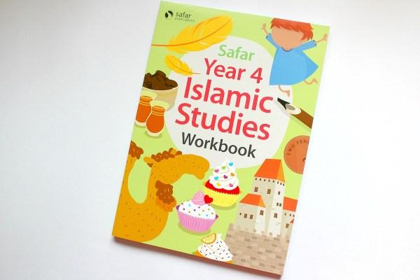 Safar Islamic Studies for children Year 4